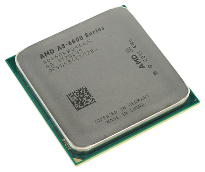Процессор AMD A8-6600K 3.9GHz/4.2GHz S-FM2 4C/4Th 4Mb Radeon HD 8570D OEM
