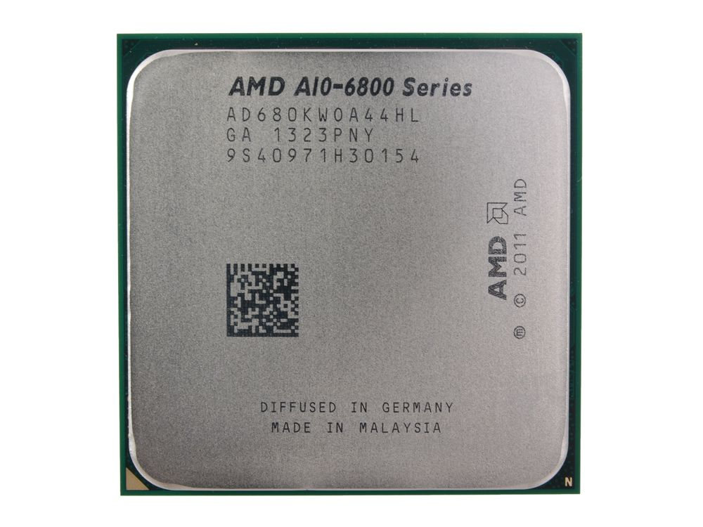 Процессор AMD A10-6800K 4.1GHz/4.4GHz S-FM2 4C/4Th 4Mb Radeon HD 8670D OEM