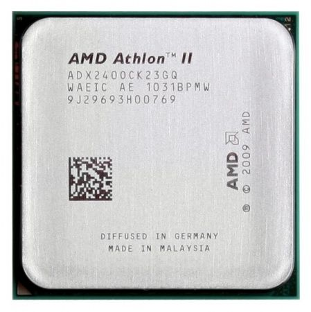 Процессор AMD Athlon II X2-240 2,8GHz S-AM3 2C/2Th 2Mb OEM