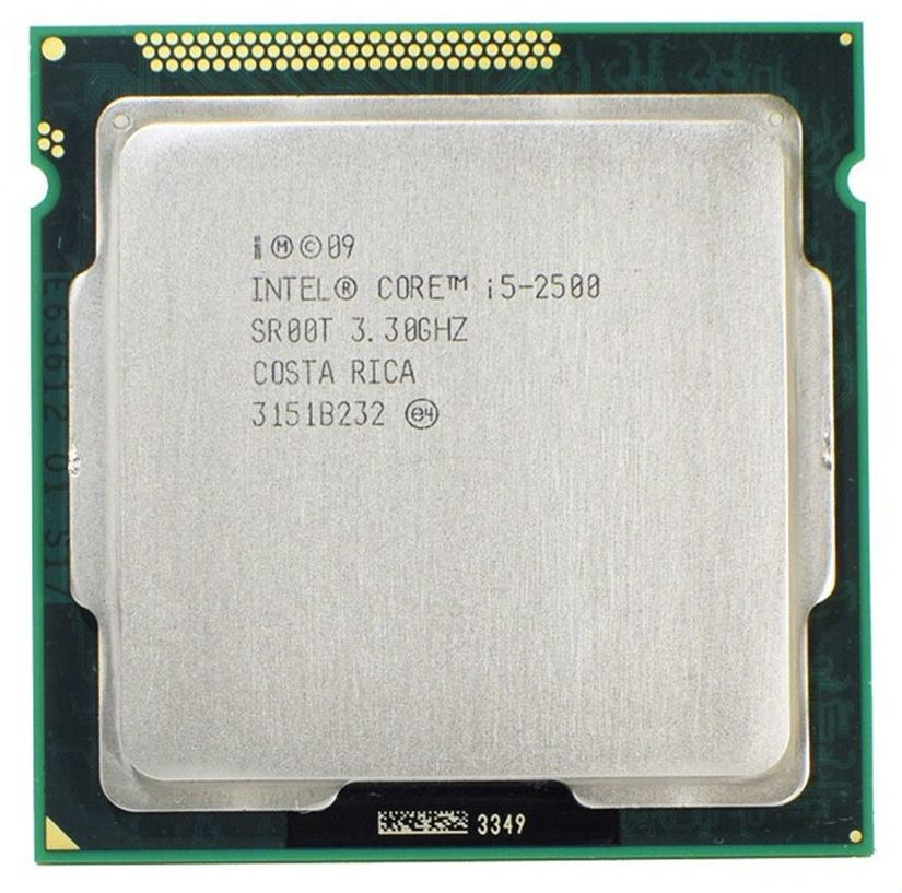 Процессор Intel Core i5-2500 3.3GHz S-1155 4C/4Th 6Mb HD Graphics 2000 OEM