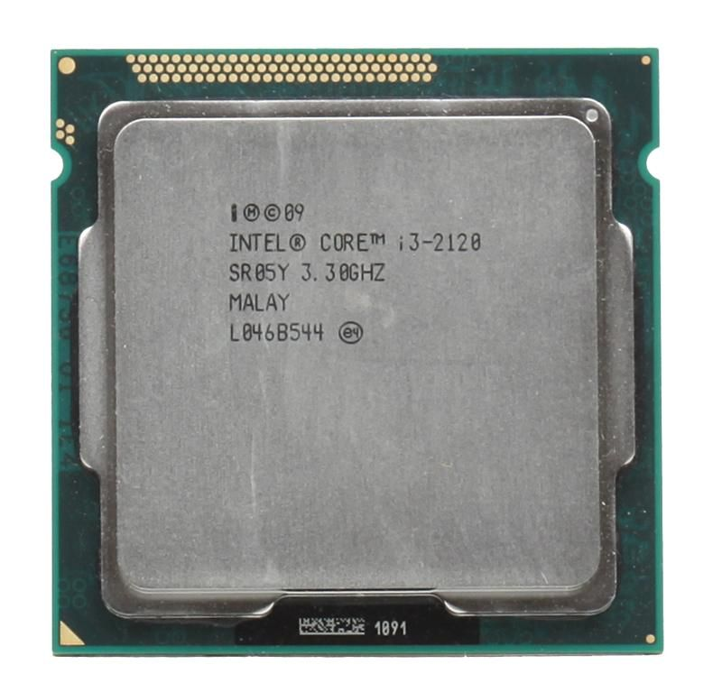Процессор Intel Core i3-2120 3.3GHz S-1155 2C/4Th 3Mb HD Graphics 2000 OEM