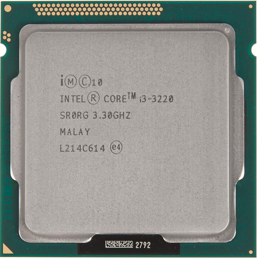 Процессор Intel Core i3-3220 3.3GHz S-1155 2C/4Th 3Mb HD Graphics 2500 OEM